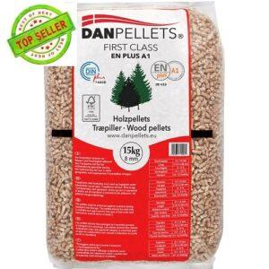 DanPellets (Fabich) -FirstClass- Træpiller