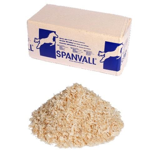 Absolut -Spanvall Mix- Træspåner