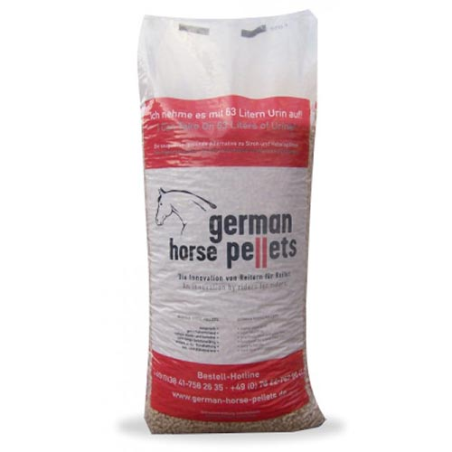 German Pellets -Horse-