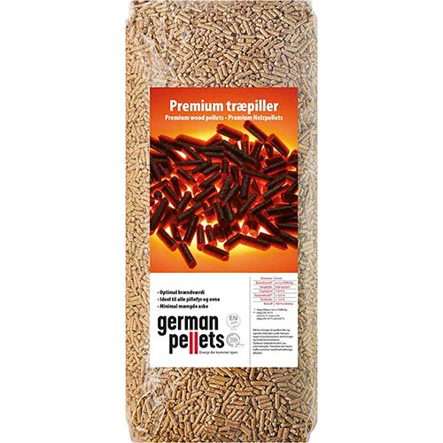 German Pellets Træpiller