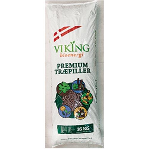 Viking Træpiller
