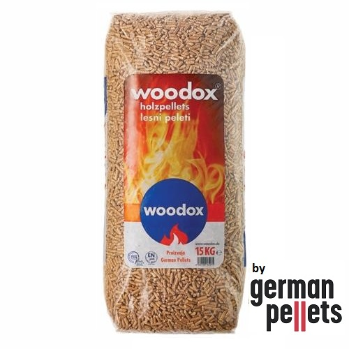 Woodox Træpiller